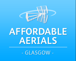TV Aerials Glasgow - Affordable Aerials